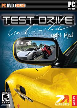 Test Drive Unlimited: Night Mod
