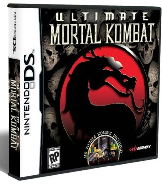 Ultimate Mortal Kombat (ENG) NDS