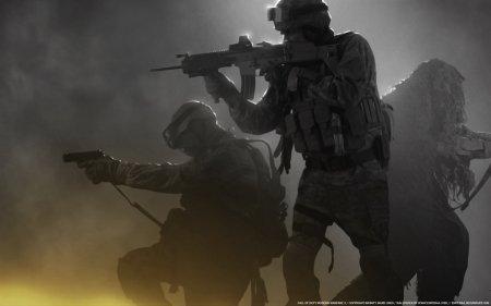 Прохождение игры Call of Duty