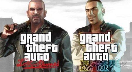 Патч к игре Grand Theft Auto 4